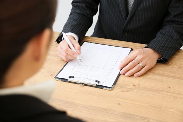 就職支援のアドバイザーが面接の対策も実施!
